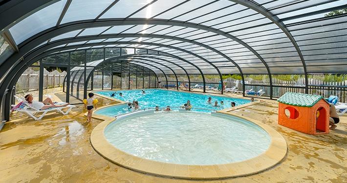camping le kergariou clohars carnoet avec piscine