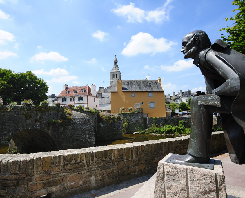 quimperlé ville art et histoire