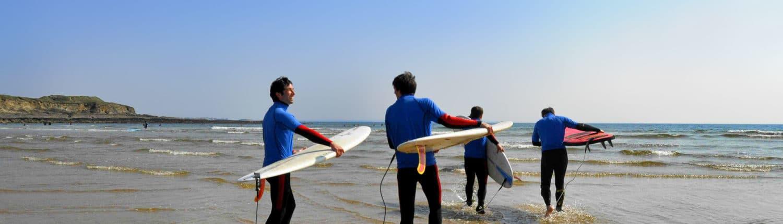surf à guidel